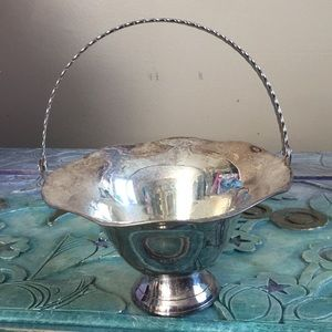 "Other - ""Silver"" Dish"